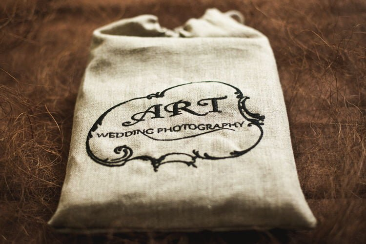 Unique Handmade Wooden Wedding Album