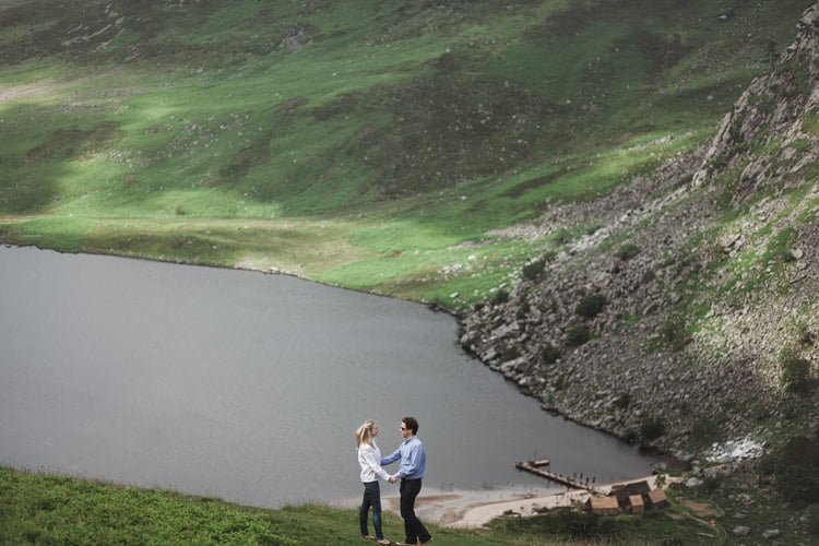 Engagement session in wicklow