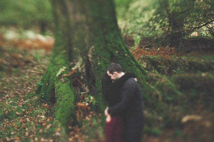rOMANTIC ENGAGEMENT SESSION IN WICKLOW