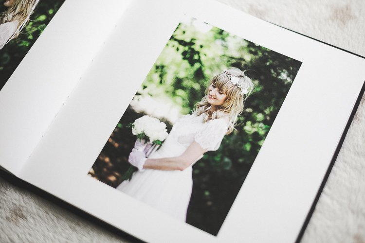 LINEN WEDDING ALBUM