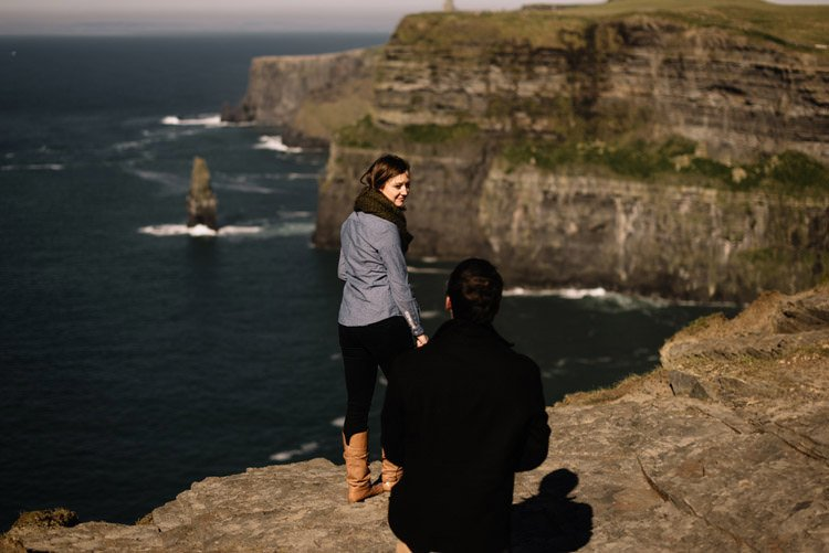 015 cliffs of moher proposal session wedding photographer ireland