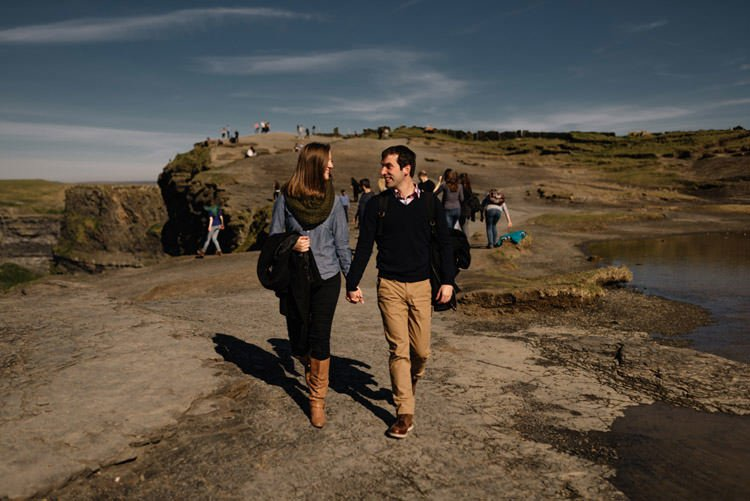 024 cliffs of moher proposal session wedding photographer ireland