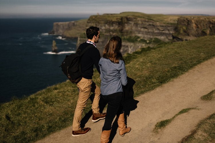 033 cliffs of moher proposal session wedding photographer ireland