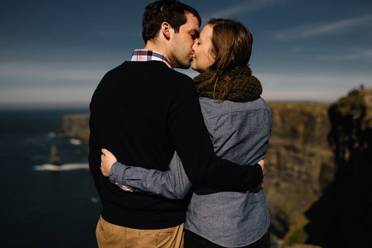042 cliffs of moher proposal session wedding photographer ireland