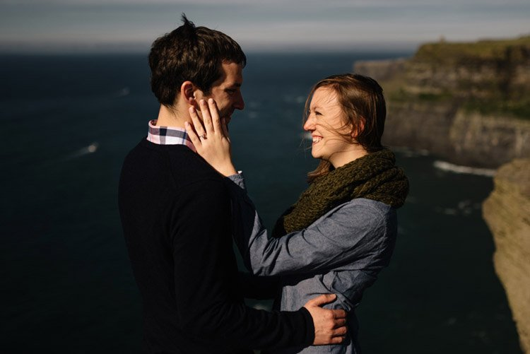 053 cliffs of moher proposal session wedding photographer ireland