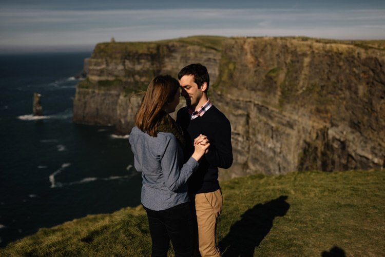 084 cliffs of moher proposal session wedding photographer ireland