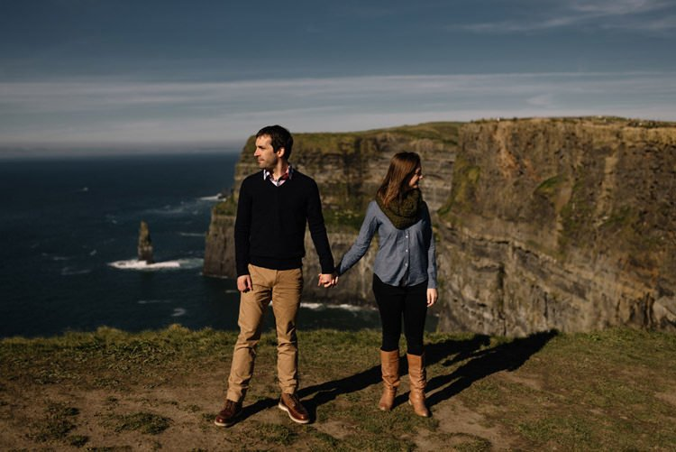 092 cliffs of moher proposal session wedding photographer ireland