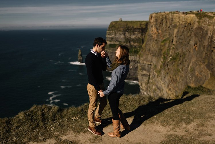 110 cliffs of moher proposal session wedding photographer ireland