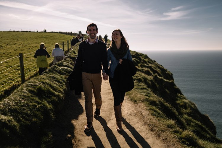 124 cliffs of moher proposal session wedding photographer ireland