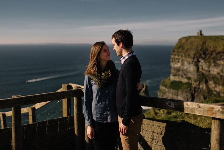 129 cliffs of moher proposal session wedding photographer ireland