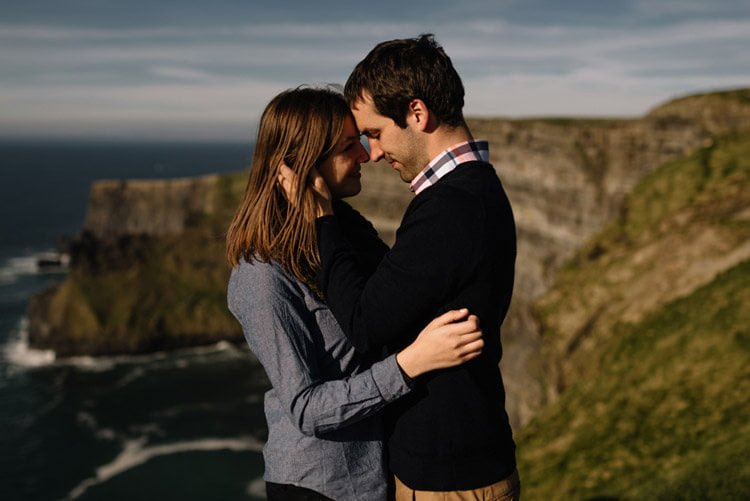 144 cliffs of moher proposal session wedding photographer ireland