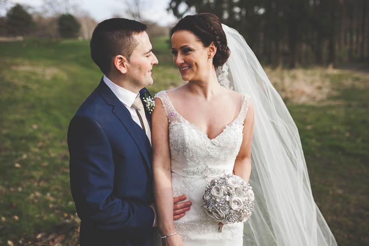 Tulfarris Wedding Hotel Photography at Blessington Lake in Ireland