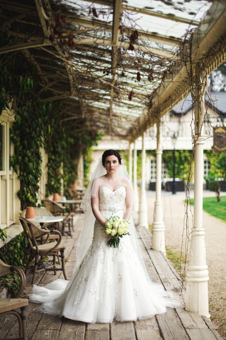 Romantic Wedding at Brooklodge Hotel in Wicklow