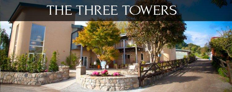 The three towers wedding venue