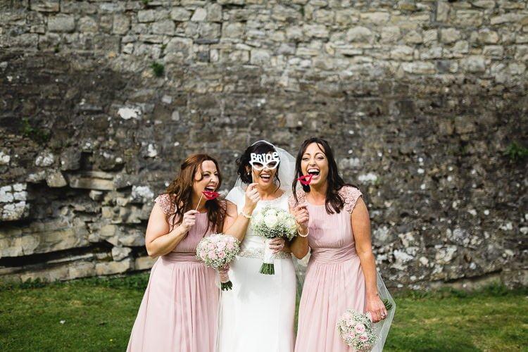 Trim Castle Hotel Wedding