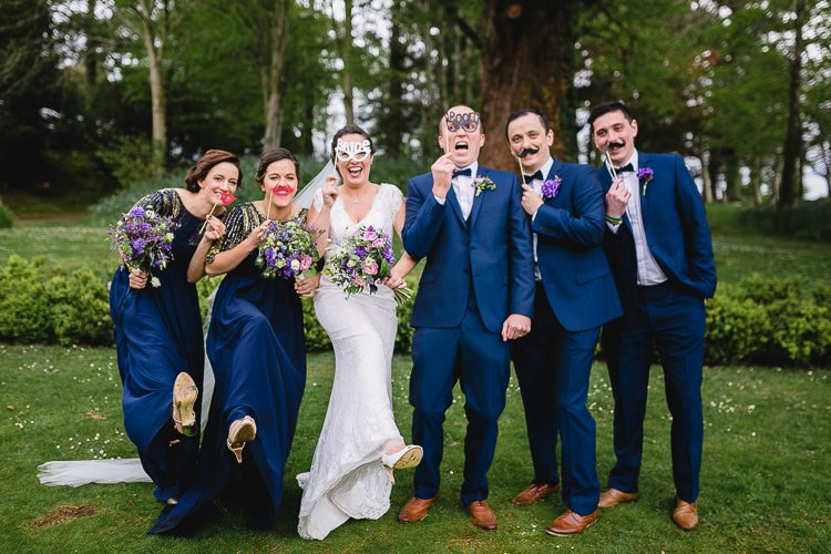 Tinakilly Country House Wedding