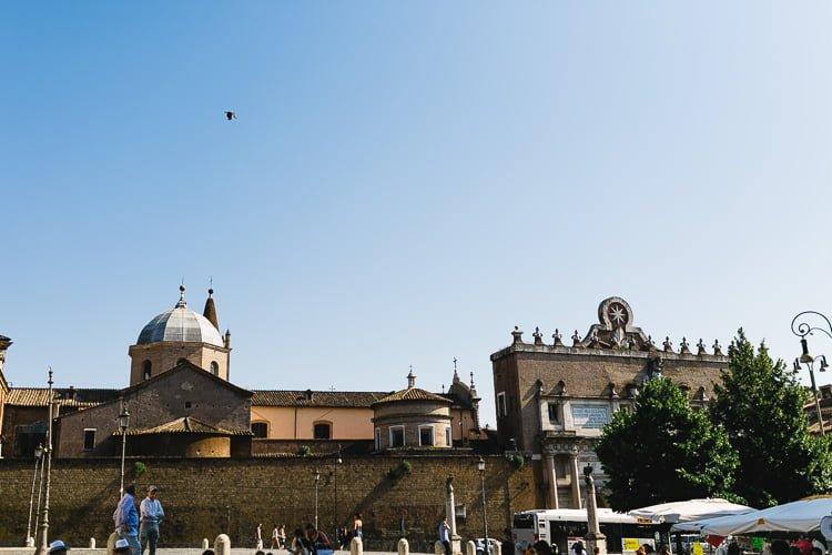 Fotografo matrimoni Roma