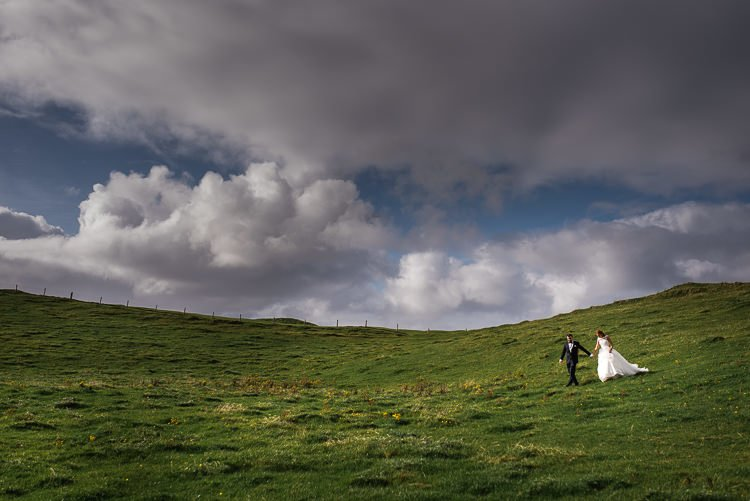 Wedding Photography cliffs of moher