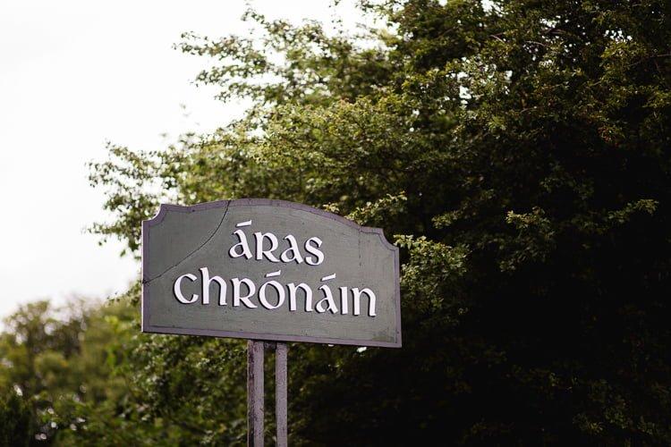 Aras Chronain