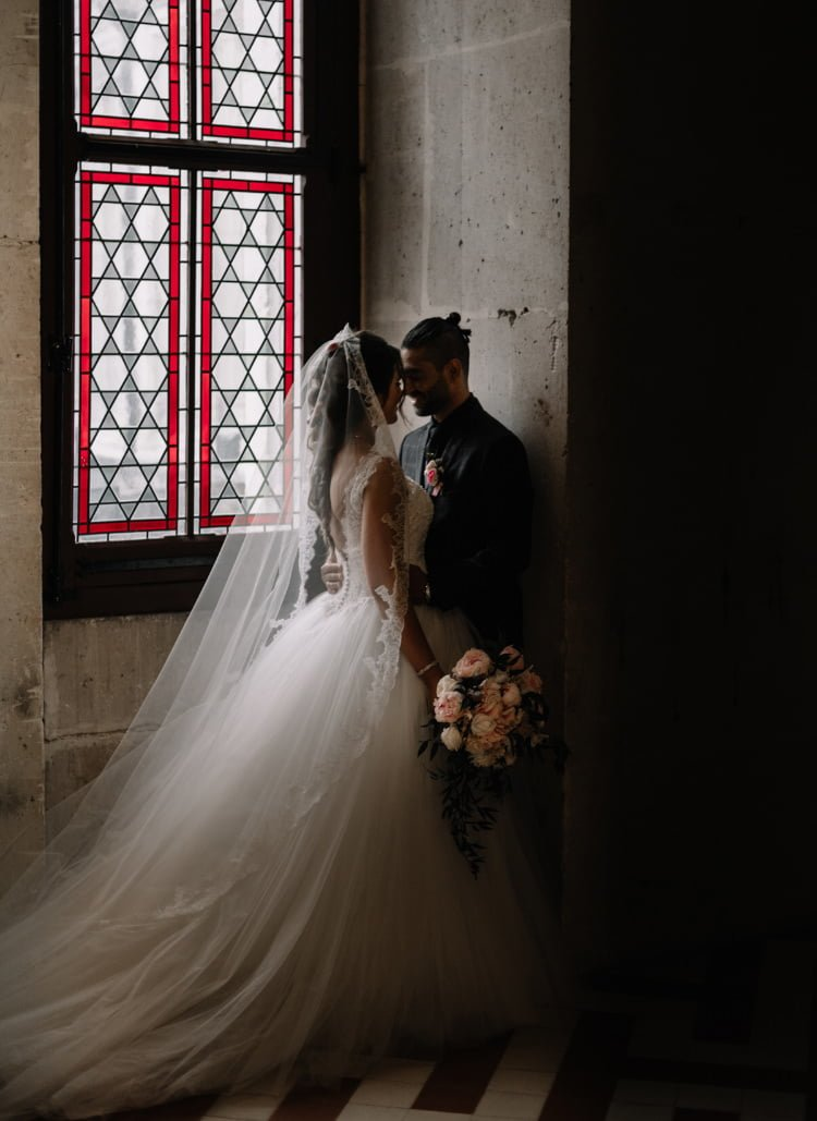Château de Pierrefonds Wedding
