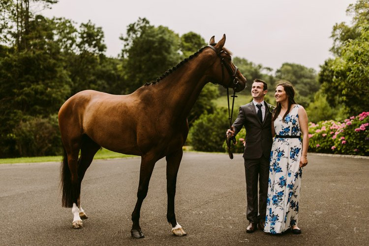 Horse Farm Elopement