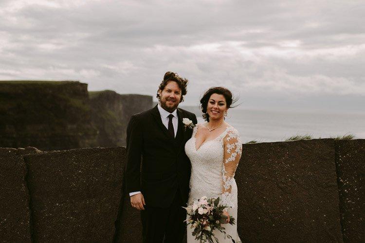 099 cliffs of moher elopement