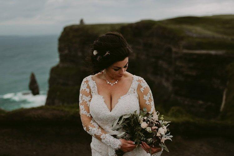 108 cliffs of moher elopement