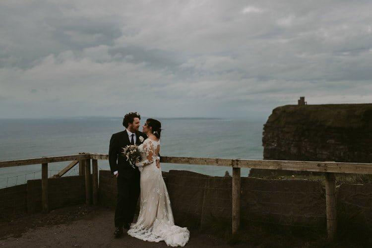 112 cliffs of moher elopement