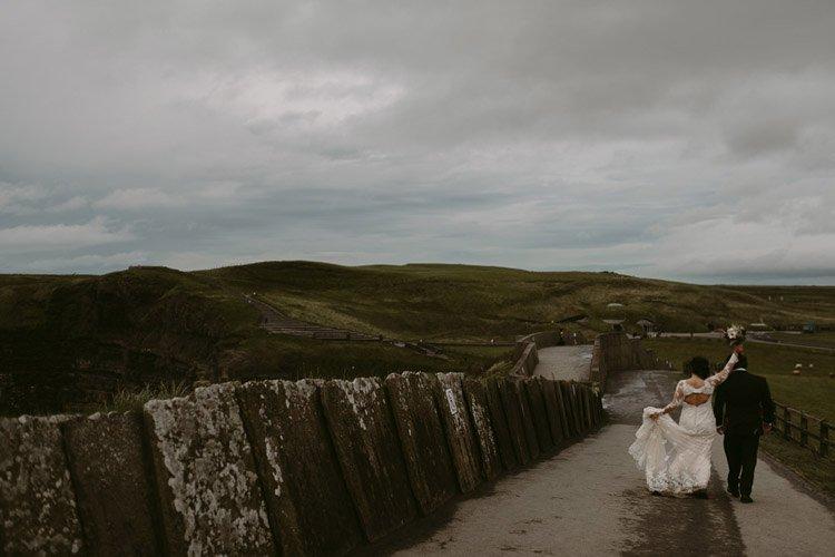118 cliffs of moher elopement