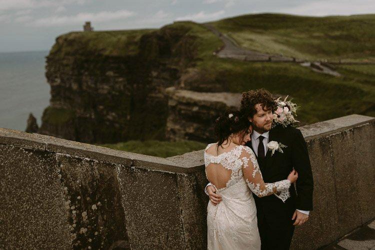120 cliffs of moher elopement