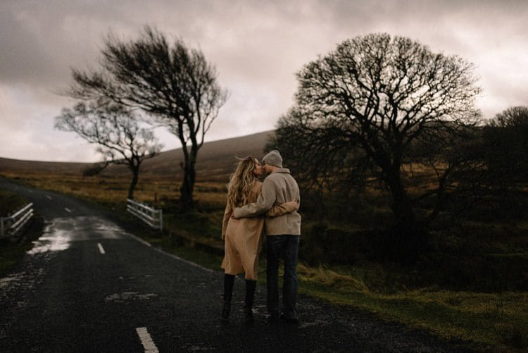 024 wicklow mountain proposal an intimate engagement session