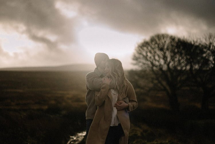 027 wicklow mountain proposal an intimate engagement session