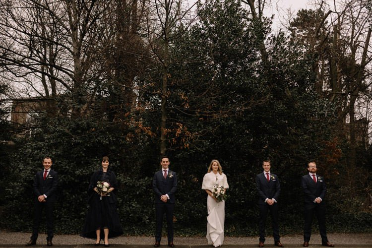 056 medley wedding dublin wedding photographer newman university church