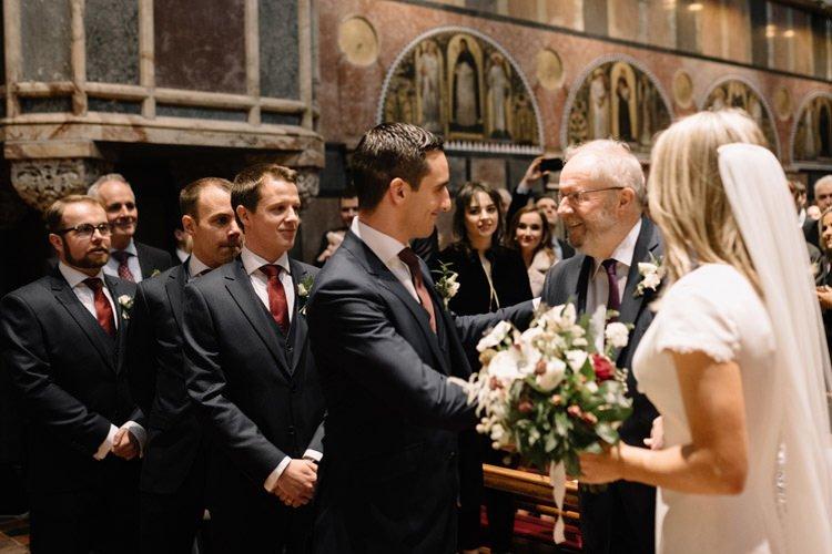 082 medley wedding dublin wedding photographer newman university church