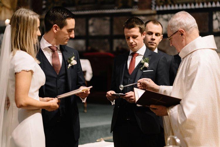 086 medley wedding dublin wedding photographer newman university church