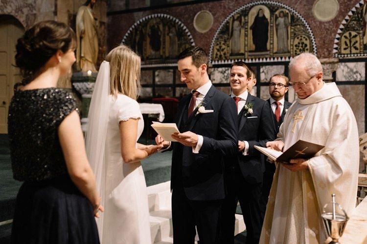 088 medley wedding dublin wedding photographer newman university church