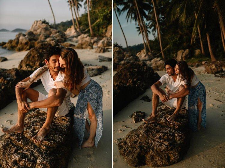 095 thailand wedding photographer koh samui love session couple in love