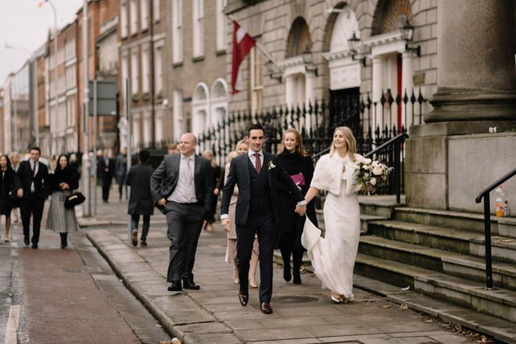 108 medley wedding dublin wedding photographer newman university church