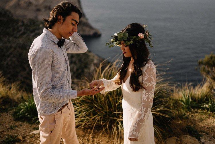 109 elopement photographer mallorca cap de formentor destination wedding