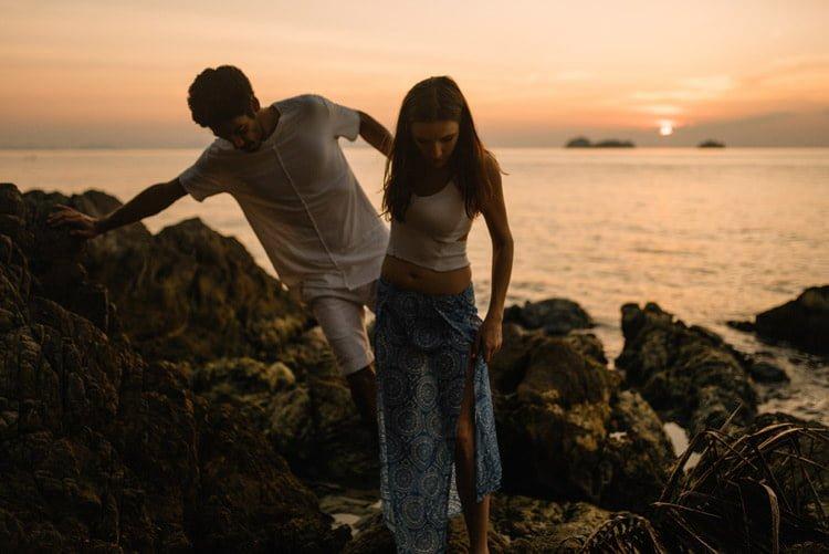 111 thailand wedding photographer koh samui love session couple in love