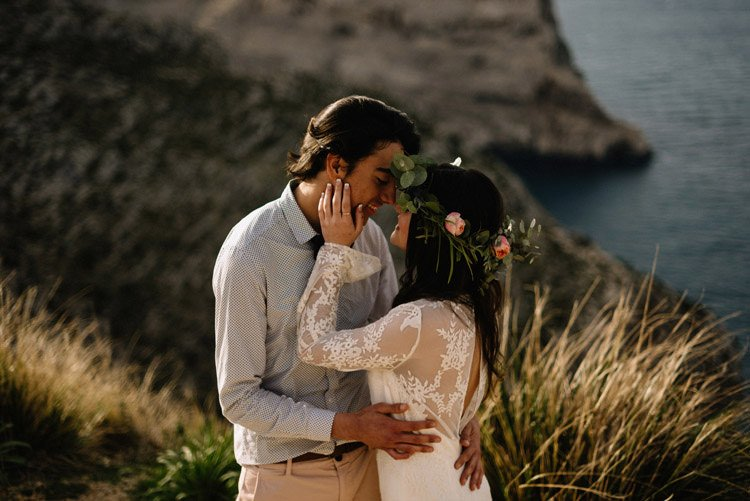 115 elopement photographer mallorca cap de formentor destination wedding