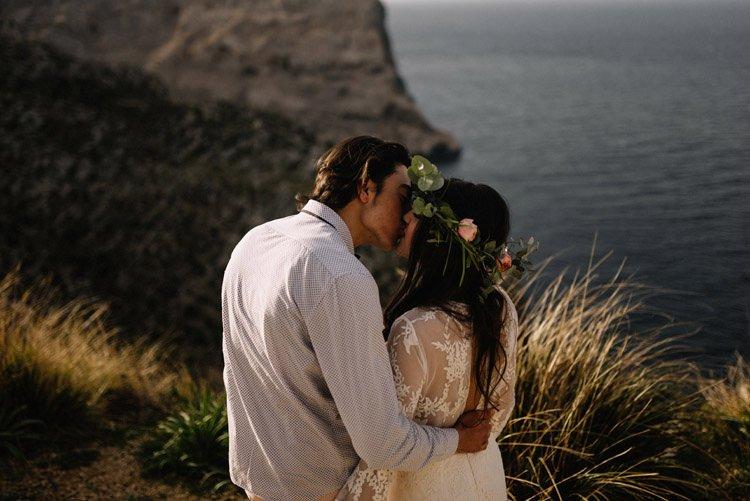 116 elopement photographer mallorca cap de formentor destination wedding