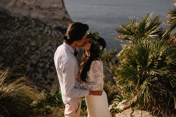 126 elopement photographer mallorca cap de formentor destination wedding