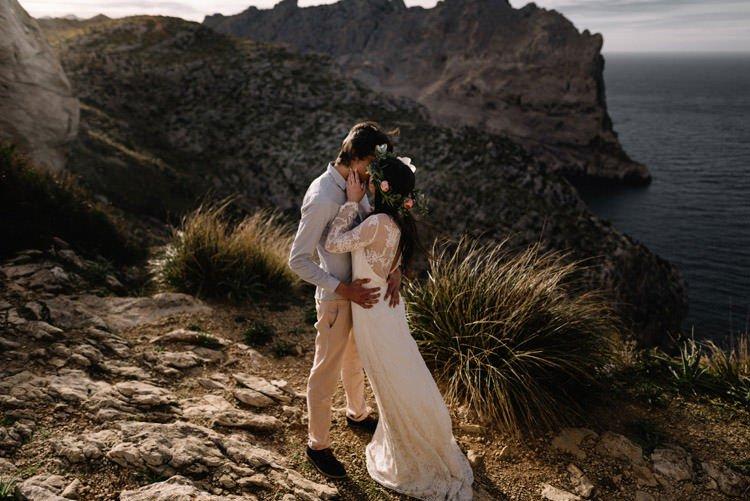 Elopement Photographer Mallorca