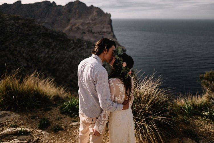 129 elopement photographer mallorca cap de formentor destination wedding