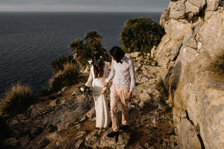 131 elopement photographer mallorca cap de formentor destination wedding