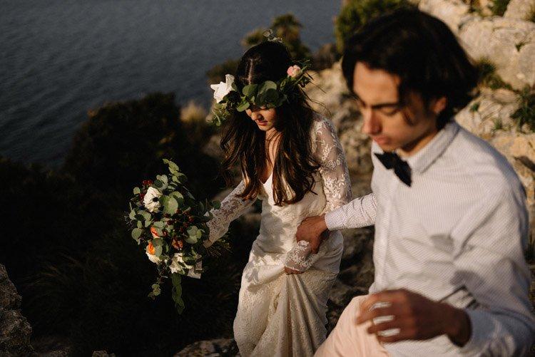 134 elopement photographer mallorca cap de formentor destination wedding