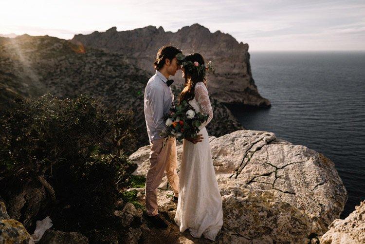 144 elopement photographer mallorca cap de formentor destination wedding