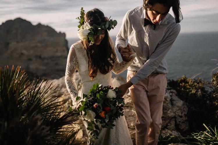 145 elopement photographer mallorca cap de formentor destination wedding
