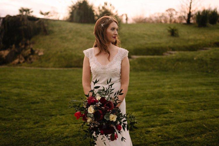 146 ballymagarvey village wedding hippie boho romantic irish wedding photographer